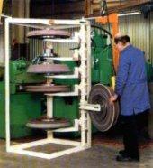 Grinding Wheel Storage Racks (WS) & Grinding Wheel Storage Racks